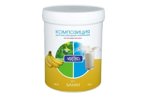 Композиция для молока Банан — 300 гр.