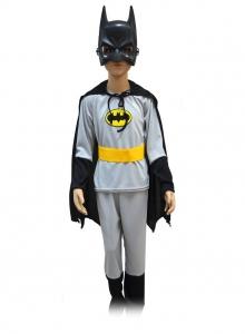 Детский карнавальный костюм Бэтмен - человек-летучая мышь/ лайт
