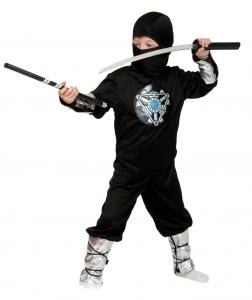 Детский карнавальный костюм Ниндзя с мечом