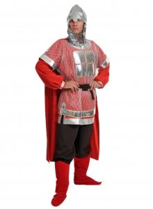 Карнавальный костюм для взрослых Богатырь