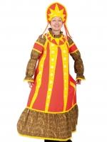 Купить Карнавальный костюм для взрослых Масленица