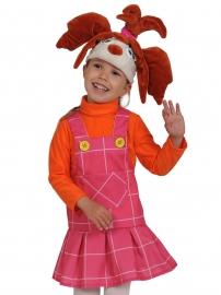 Детский карнавальный костюм Лиза (Барбоскины)