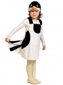 Детский карнавальный костюм из плюша Сорока