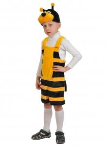 Детский карнавальный костюм из плюша Шмель