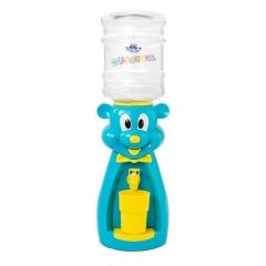 Детский кулер для воды Мышка бирюзовая с желтым — АкваНяня