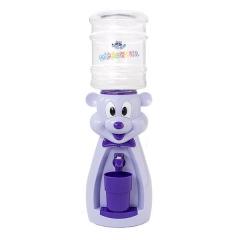 Детский кулер для воды Мышка лаванда с фиолетовым - АкваНяня