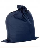 Купить Мешок деда Мороза синий