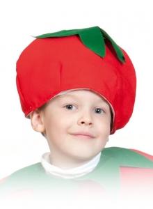 Шапочка помидорки или томата