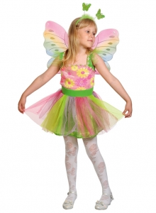 Детский карнавальный костюм Бабочка