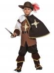 Детский карнавальный костюм Мушкетер Д'Артаньян