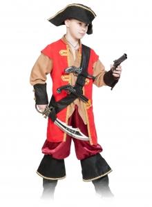 Детский карнавальный костюм капитан Морган