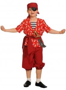 Детский карнавальный костюм Пират Гарри