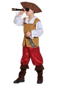 Детский карнавальный костюм Капитан Флинт