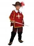 Детский карнавальный костюм Мушкетер Портос