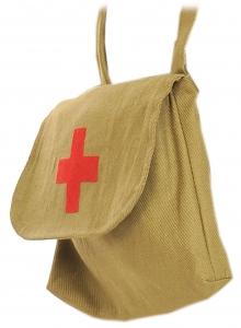 Сумка медсестры военной