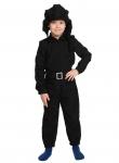 Детский карнавальный костюм Танкист с пистолетом