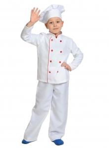 Детский карнавальный костюм Повар-Шеф
