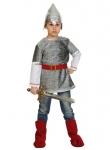 Детский карнавальный костюм Богатырь Алёша