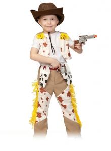 Детский карнавальный костюм ковбой Джонни