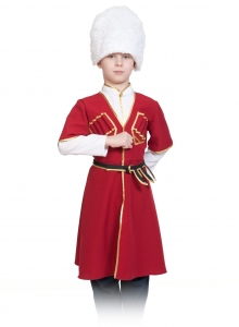 Детский карнавальный костюм Джигит