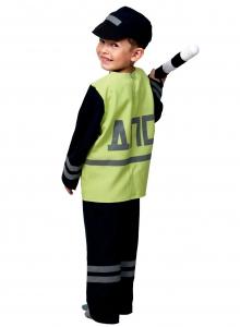 Детский карнавальный костюм Регулировщик