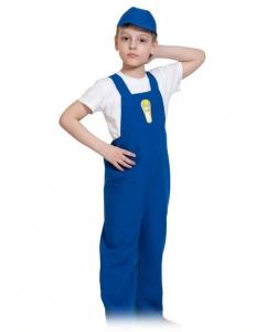 Детский карнавальный костюм автомеханик