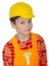 Детский карнавальный костюм строитель
