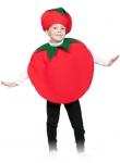 Детский карнавальный костюм Помидорка
