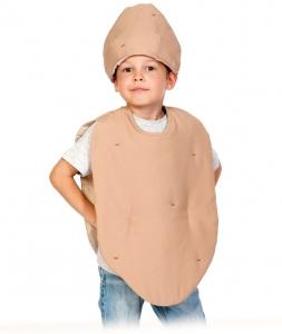 Детский карнавальный костюм Картофель
