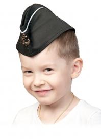 Пилотка ВМФ с кантом