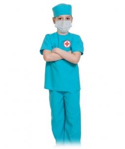 Детский карнавальный костюм хирург