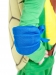 Детский карнавальный костюм черепашка ниндзя Леонардо (Leo)