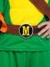 Детский карнавальный костюм черепашка ниндзя Микеланджело (Mikey)