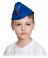 Купить Пилотка ВВС с кантом