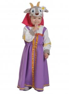 Детский карнавальный костюм Коза Дереза