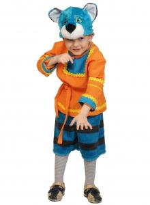 Детский карнавальный костюм Кот Котофей