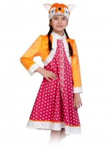 Детский карнавальный костюм Лиса Патрикеевна