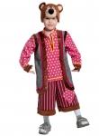 Детский карнавальный костюм Михаил Потапыч