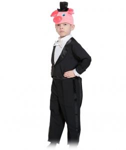Детский карнавальный костюм Поросёнок Джеральд