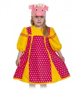 Детский карнавальный костюм Свинка Фрося