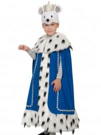 Детский карнавальный костюм Мышиный Король