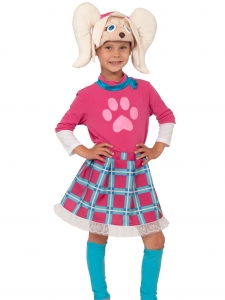 Детский карнавальный костюм Роза (Барбоскины)