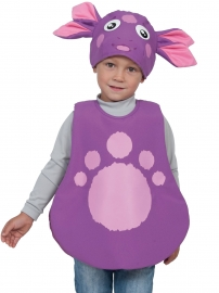 Детский карнавальный костюм Лунтик