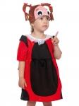 Детский карнавальный костюм Мила