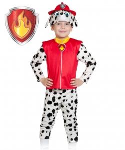 Детский карнавальный костюм Щенячий Патруль-Маршал