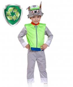 Детский карнавальный костюм Щенячий Патруль-Рокки