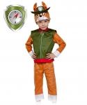 Детский карнавальный костюм Щенячий Патруль-Трекер