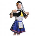 Детский карнавальный костюм Сорока Белобока