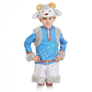 Детский карнавальный костюм Барашек Бяшка