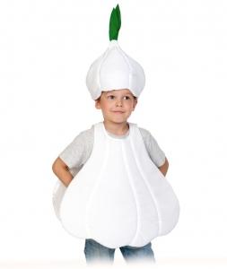 Детский карнавальный костюм Чеснок